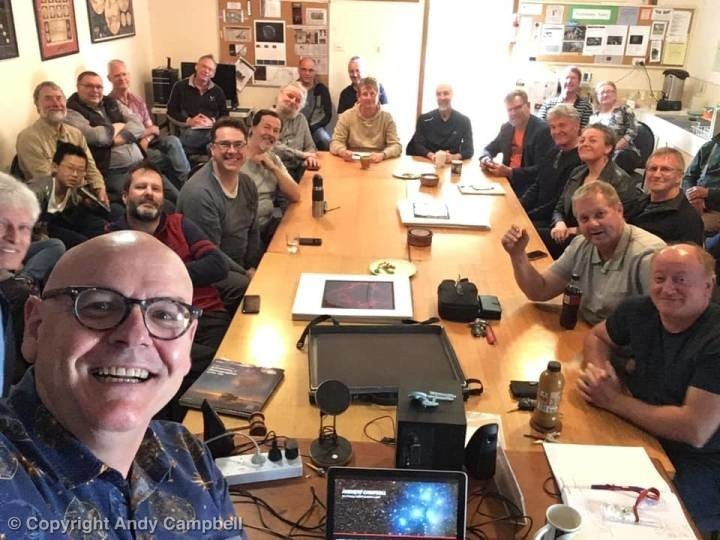 Astrophotography Presentation by Andy Campbell to the Astronomical Society of Victoria